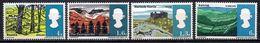 Great Britain 1966 - Landscapes MINT - 1952-.... (Elizabeth II)