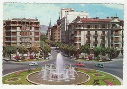 Navarra       Pamplona     Pl. Del Principe De Viana Y Avda De San Ignacio - Navarra (Pamplona)