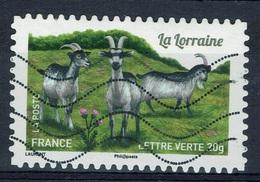 "France, French Goat Breed, ""Lorraine Goat"", 2015, VFU Self-adhesive - Frankrijk"