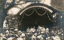 (56) CPA Photo  Mont Sainte Odile 1200 Eme Anniversaire 1920   Photo Jaeck Obernai (bon Etat) - Other Municipalities
