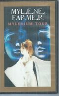 "K7 VIDEO  -  MYLENE FARMER   "" MYLENIUM TOUR "" - Concert Et Musique"