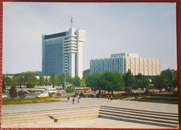 TASHKENT - Uzbekistan - USSR - Intourist - View - Lenin Museum NV - Uzbekistan