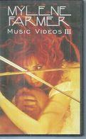 "K7 VIDEO  -  MYLENE FARMER   "" MUSIC VIDEOS III "" - Concert & Music"