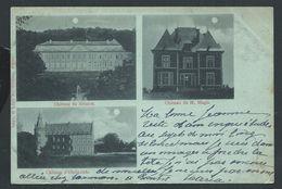 +++ CPA - Multivues - Château De SINNICH - OBSINNICH - M. Magis - 1901  // - Voeren