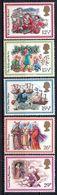 Great Britain 1982 - Christmas  MINT - 1952-.... (Elizabeth II)