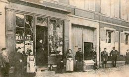 (56) CPA  Saint Just En Chaussée  Maison L Robert Aubert  (bon Etat) - Saint Just En Chaussee