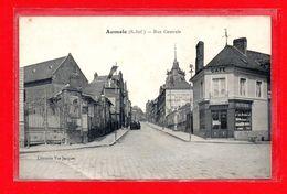 76-CPA AUMALE - LE CENTRE - Aumale