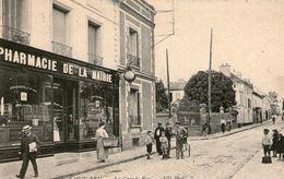 (56) CPA  Saint Leu  Grande Rue  (bon Etat) - Saint Leu La Foret