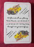 Ancien Jeu De 32 Cartes à Jouer MANATTAN GRILL Restaurant Grande Rue Nancy - Carte Voiture - 32 Cards