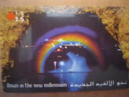 Télécarte De Oman - Oman