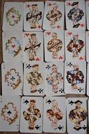 Lot De 2 Jeux - Ancien Jeu De 54 Petites Cartes à Jouer Russe Joker Russie Saint Petersboug - 54 Cards