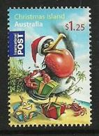 CHRISTMAS ISLAND 2009 BIRDS MARINE CRABS CHRISTMAS SET MNH - Christmas Island