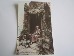 ANCIEN TESTAMENT     ALLEGORIA  NOYER  1912 - Religions & Croyances