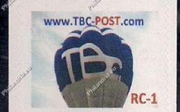 TBC POST :45  RC-1 Luchtballon /balloon / Montgolfiere   MINT - België