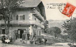 (56) CPA  Combloux  Hotel Duvillard    (bon Etat) - Combloux