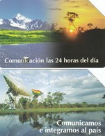 11546- N°. 5 TARJETA TELEFONICA BOLIVIA - USATE - Bolivia