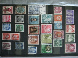 Timbres Allemagne : Lot - [7] Federal Republic