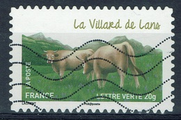 "France, French Cattle Breed, ""Villard-de-Lans"", 2014, VFU Self-adhesive - Frankrijk"