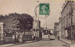 SANVIC : La Rue Gambetta - France