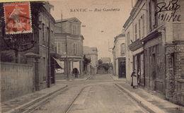 SANVIC : Rue Gambetta - Otros Municipios