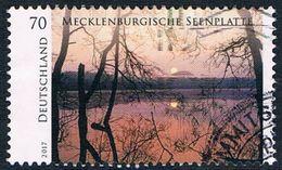 Allemagne Fédérale - Mecklenburg Lake Plateau (année 2017) Oblit. - Oblitérés