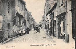 SAINT PIERRE SUR DIVES - Rue De Caen - Other Municipalities