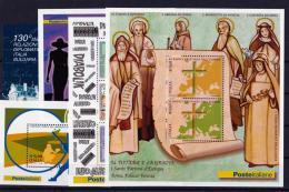 Italia - Italie - Italy - 2009 - 64 Val** + 5 Blocs** + 1 Carnet Soit 70 Val** - 1946-.. République
