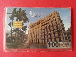 ALGERIE 100u Algérie Alger La Blanche NSB Neuve Blister Oria Ville Afrique - Algeria