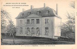 Environs De GAILLON - Château De Sainte-Barbe - Autres Communes