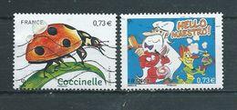 FRANCE    Yvert   N° 5147 Et 5171  Oblitérés - France