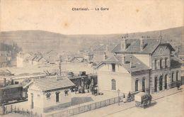 CHARLEVAL - La Gare - France