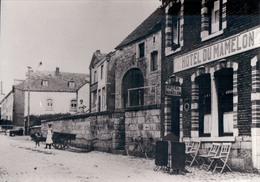Foto Photo Barvaux Hotel Du Mamelon (Reproduction D'une Vieille Carte Postale) - Durbuy