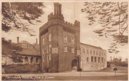 FARNHAM CASTLE  - FOXS TOWER - Surrey