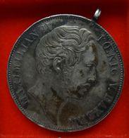 2 GULDEN 1855 MAXIMILIAN II Baviera - Taler & Doppeltaler