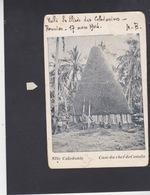 NOUVELLE - CALEDONIE  ( DOM - TOM )  CASE Du Chef De CANALA           ( A Voir état ) - Nouvelle Calédonie