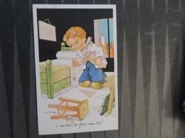 TI - Carte Gougeon - L'illustrateur Fait Son Lit - Gougeon
