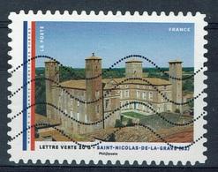 France, Town Hall, Saint-Nicolas-De-La-Grave, 2015, VFU - Frankrijk