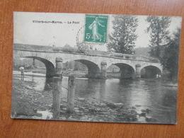 VILLIERS-sur-MARNE  Le Pont      52 Haute-marne - Sonstige Gemeinden