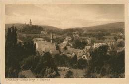 Ansichtskarte Kronberg / Cronberg (Taunus) Partie An Der Stadt 1925 - Kronberg
