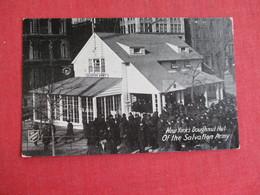 NY Doughnut Hut Salvation Army     Ref 2838 - Red Cross