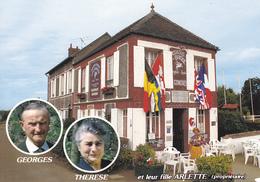 14  BENOUVILLE / MULTIVUES / Première Maison Et Famille Libérée Les 5/6 Juin 1944 - Francia