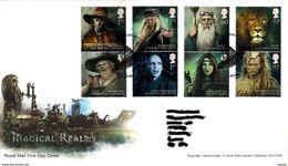 Great Britain 2011 - Folklore & Mythology - Magical Realms - 1952-.... (Elizabeth II)