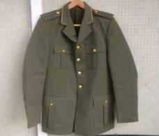 Giacca Drop Allievo Accademia Militare E.I. Anno 1993 Taglia 52 Ottimo Stato - Uniforms