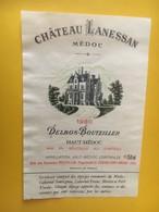 6832 - Château Lanessan 1980 Haut-Médoc - Bordeaux