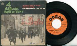 Beatles 45t Vinyle BO 4 Garçons Dans Le Vent A Hard Day's Night - Collector's Editions