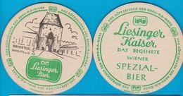 Liesinger Bier  Wien ( Bd 65 ) Österreich - Sotto-boccale