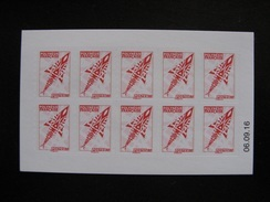 Polynésie: TB Carnet  N° C 1074-2 , Daté Du 06/09/16 , Neuf XX. - Carnets