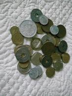 LOT DE MONNAIES FRANCAISES - Coins & Banknotes
