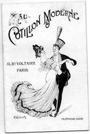 CATALOGUE COTILLON MODERNE BANNIERE CANNE EVENTAIL MIRLITON BIGOTPHONE MONTGOLFIERE COSTUME TRAVESTI ETC... - Pubblicitari