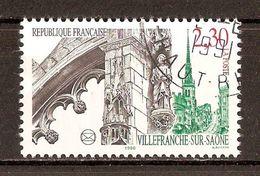 1990 - N°2647 Congrès - Villefranche Sur Saône - Càd 1991 - Frankreich